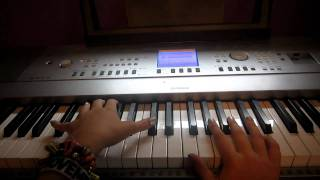 Piano tutorial: waiting outside the ...