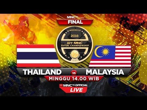 PEREBUTAN POSISI 3 : VIETNAM VS INDONESIA  (FT : 1-3)  - AFF MNC Futsal Championship 2018