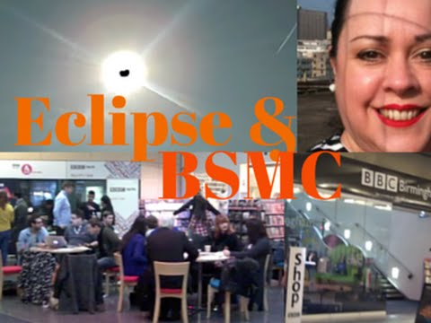 Eclipse & Birmingham Social Media Cafe