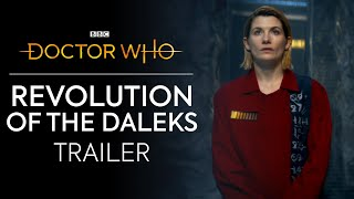 Revolution of the Daleks: Release Date Trailer | Doctor Who