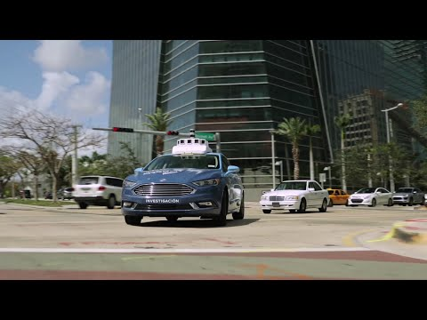 Ford Plans to Test Self-Driving Cars in Miami