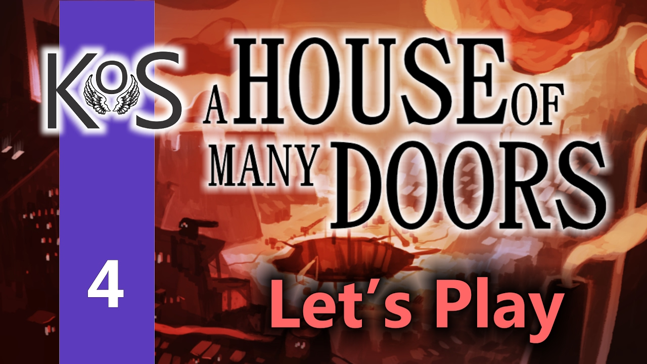 Download A House of Many Doors Ep 4: Misty Falls - First Look - Let's Play, Gameplay