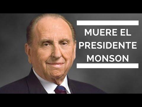 Mi reacción al fallecimiento del presidente Monson