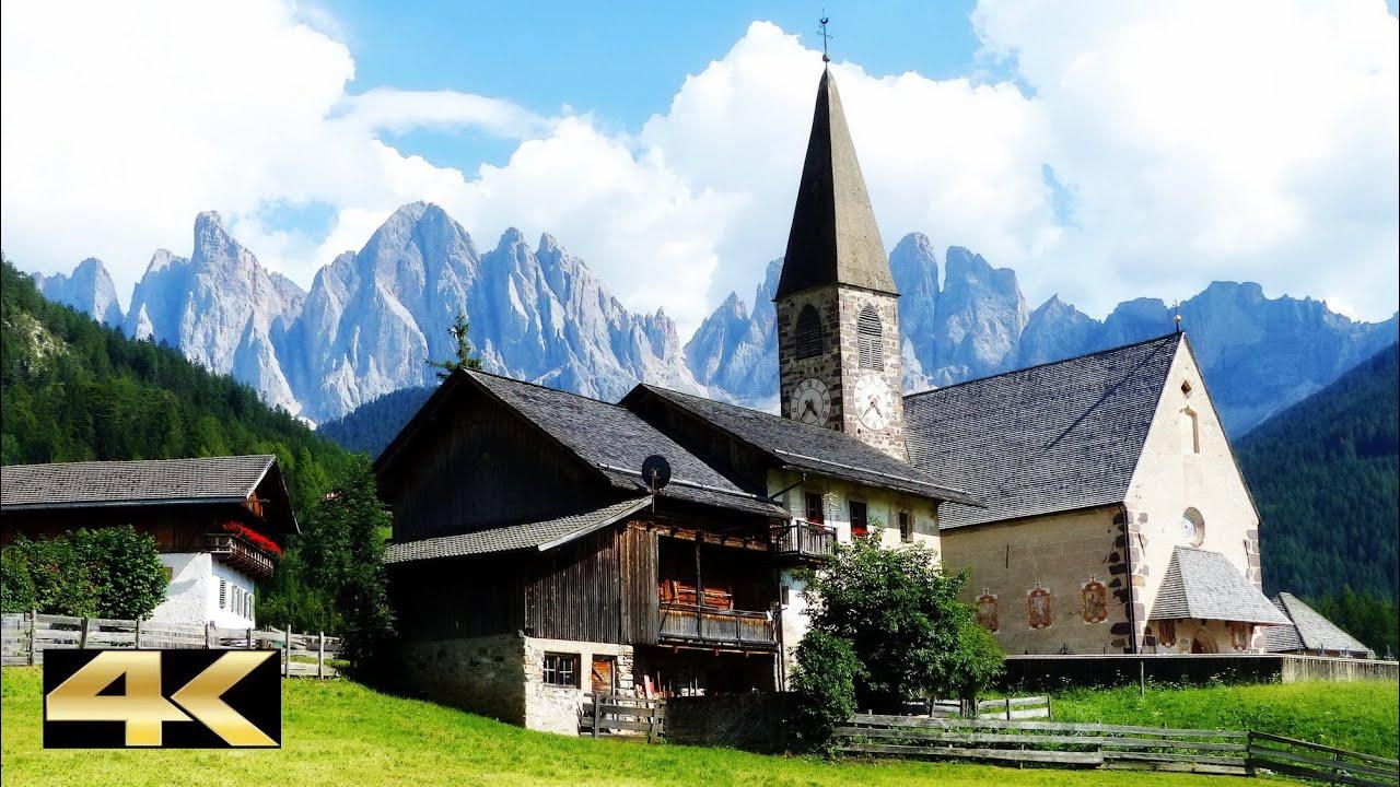 Sass Rigais Klettersteig Villnöss : Sass rigais Überschreitung m klettersteig youtube