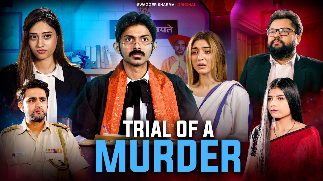 Download Trial of a MURDER