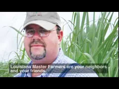 Louisiana's Master Farmer Program
