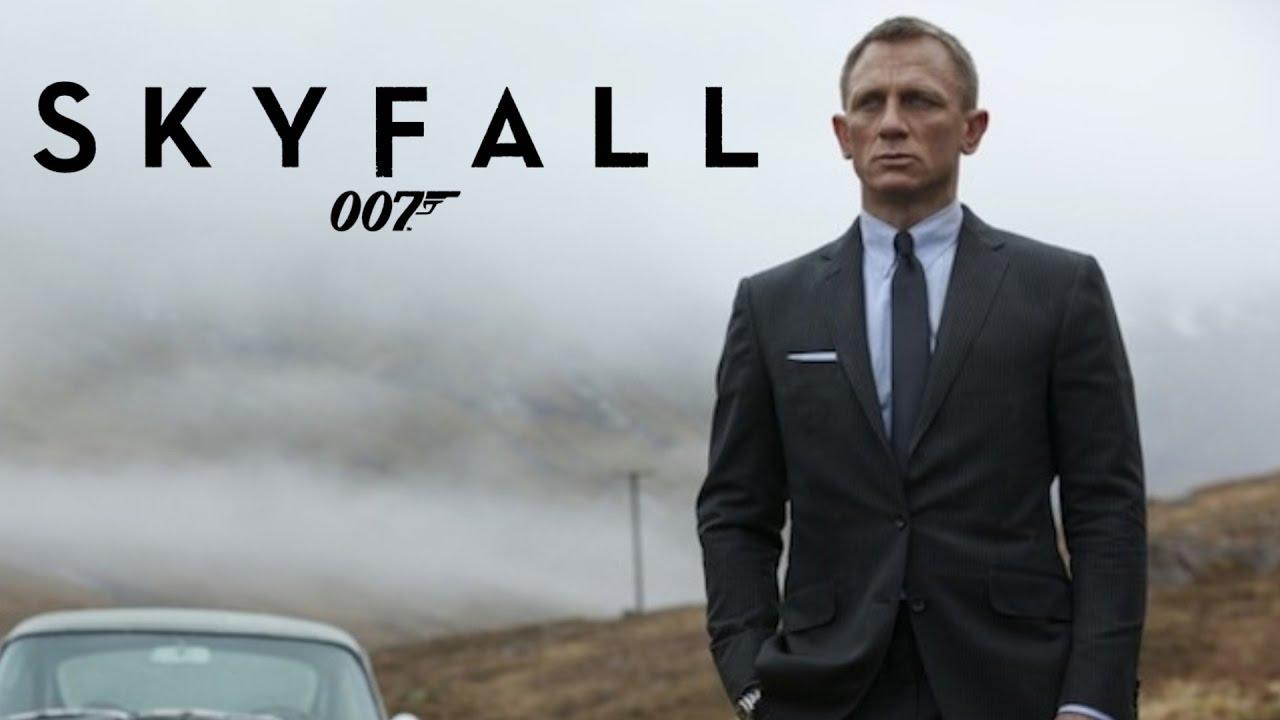 Elicottero 007 Skyfall : Skyfall trailer kingsman style youtube