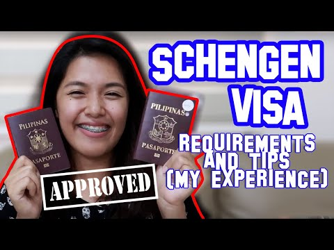 Schengen Visa For Philippine Passport Holders | Palakihin Ang Chance Na Ma-Approve Ang Application