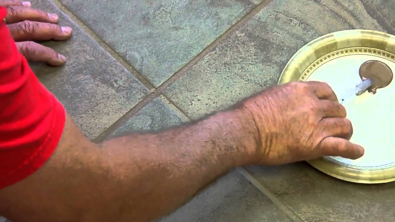 How to stain grout youtube dailygadgetfo Image collections
