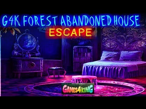 G4k forest abandoned house escape walkthrough youtube for Minimalistic house escape 5 walkthrough