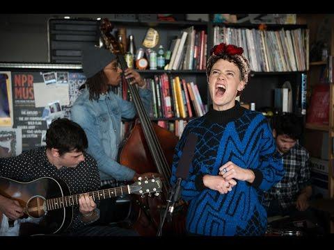 Rubblebucket: NPR Music Tiny Desk Concert