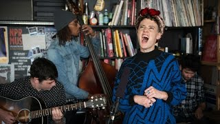 Rubblebucket: NPR Music Tiny Desk Concert