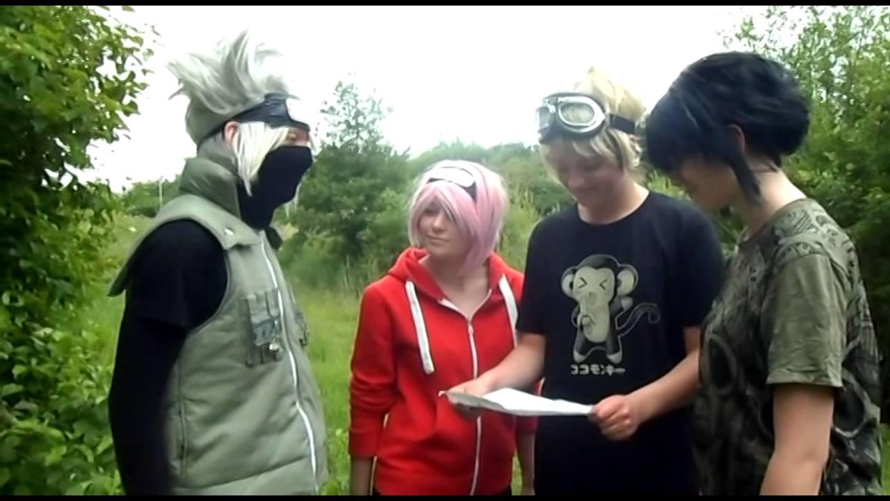 Funny Naruto Cosplay Youtube