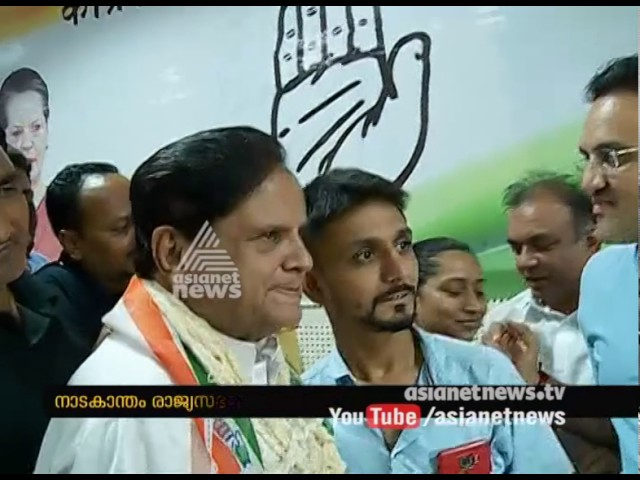 Ahmed Patel's responses to Asianet News