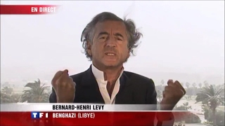 Intervention in Libya: Caused by Israel
