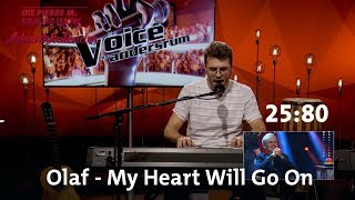 Türchen Nr. 15 – My Heart Will Go On