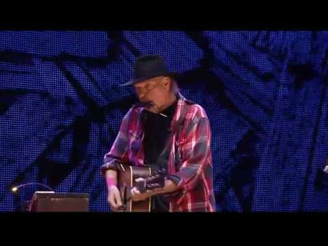 Neil Young - Early Morning Rain (Live at Farm Aid 2013)