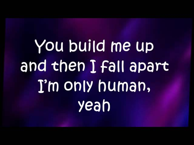 Christina Perri Human Lyrics Chords Chordify