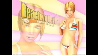 """Summer Heat Beach Volleyball "" Longplay [PS2]"