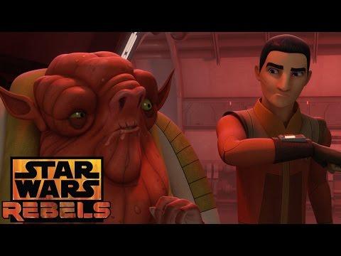 Cargo Raid | Star Wars Rebels | Disney XD