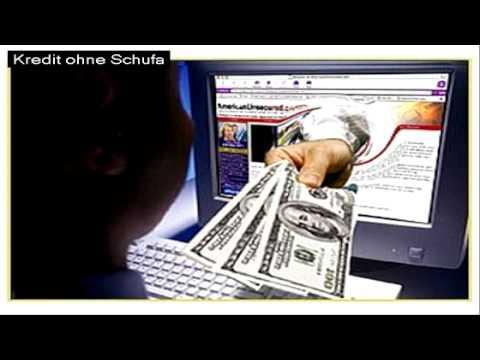 Kredit ohne Schufa sowie Finanzierung online Infos