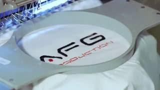 Вышивальная машина  Melco EMT16(Наша компания создает рекламные конструкции любого вида и формата, а также размещает вашу рекламу на щитах..., 2016-09-15T14:36:03.000Z)