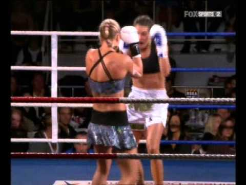 Caley Reece vs Jessica Gladstone 57kg