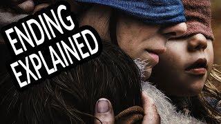 "We break down Netflix's hotly anticipated ""Bird Box"" starring Sandr..."