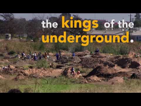 Kings of the underground: Zama zamas rule Welkom