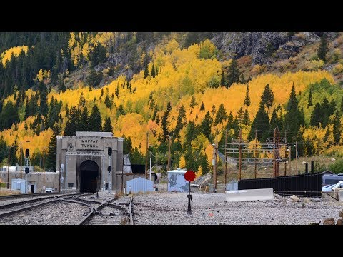 The Moffat Tunnel East Portal and Ventilation Exhaust System