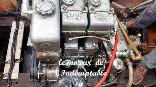 Restauration du moteur de l indomptable: episode 1