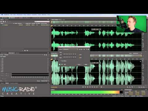 Amplify Effect in Adobe Audition CC