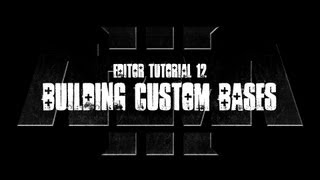 ArmA 3 Editor Tutorial - Building Custom Bases