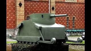 Tanks That Should Be in World of Tanks #1 - Pre-World War 1 and World war 1 Tanks