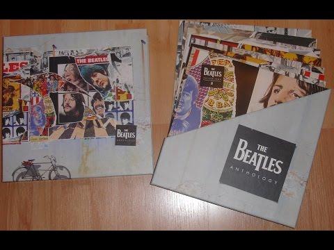 The Beatles Anthology Laserdisc Set - Overview