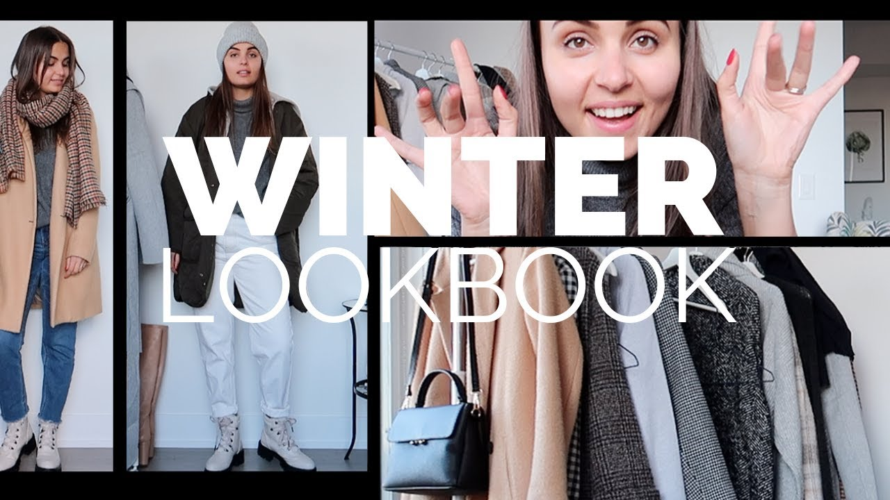 WINTER OUTFITS | try on haul 2019 8