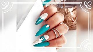 Невероятно красивые ногти Маникюр на длинные ногти Интересные идеи Новинки Long nails manicure