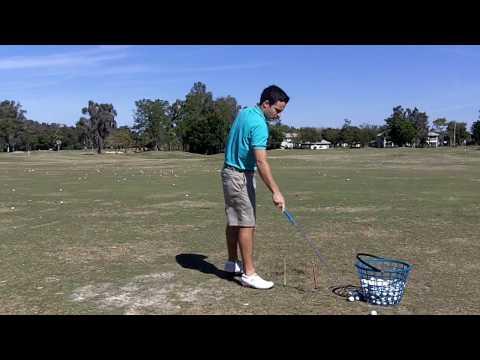k.c. bartlett golf swing march 2010