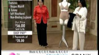 The Shopping Channel - Spanx - High Power Brief
