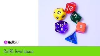 Roll20: Nivel básico