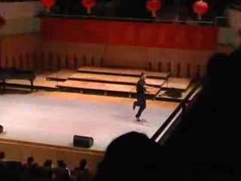 CHAIN WHIP KUNG FU EUROPE SIFU TERRY FROST