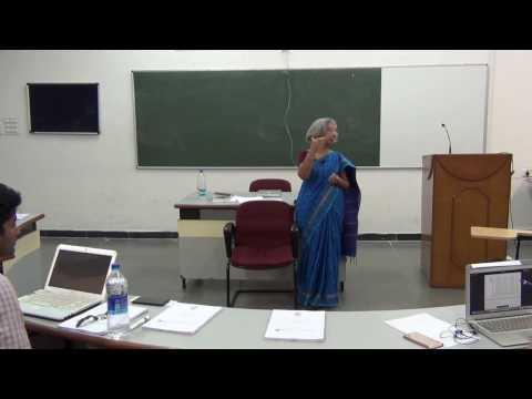 Gendering Legal Education   Class:2 Part1   GIAN   Nalsar University