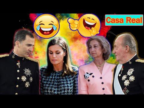 Letizia tiene un dolor profundo. Felipe insulta a Letizia frente a Don Juan Carlos y Doña Sofía.