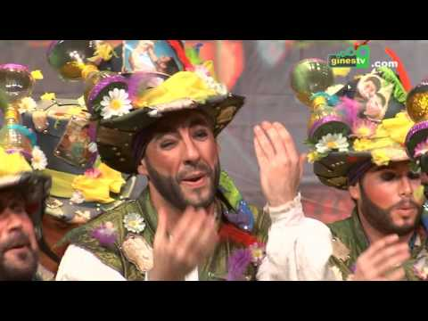 Vida. Carnaval de Gines 2016 (Quinta semifinal)