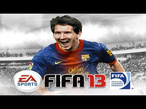 FIFA 13 - Universal - HD Menu/Training/Achievements Gameplay Trailer