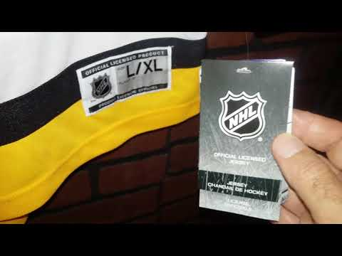 PITTSBURGH PENGUINS 2017-18 RETAIL AWAY FANATICS BREAKAWAY HOCKEY JERSEY & NHL YOUTH HOCKEY JERSEY