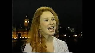 Tori Amos BTS @ KRON 2003