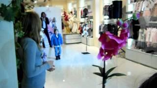Показ Кенгуру открытие магазина Рубл ш. октябрь 2011