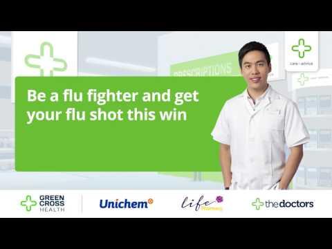 Good Health & Wellness Starts with a Flu Shot