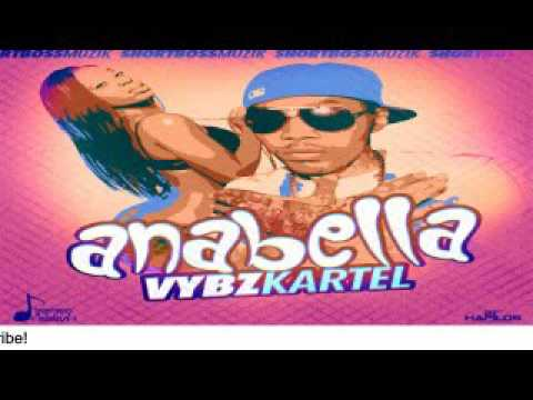 Vybz Kartel - Anabella (Clean) - November 2015